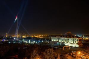 Night Dushanbe