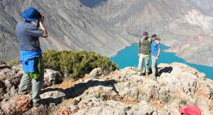 Tajik Photowalk Tour Packages